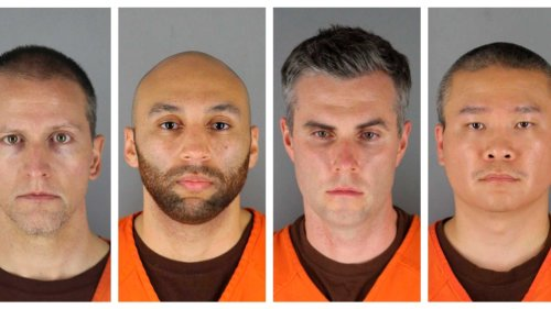 Grand jury indicts former cops on violating Floyd's civil rights