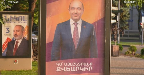 Will elections end the crisis in Armenia?