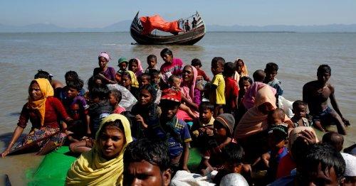 Bangladesh under 'no obligation' to take stranded Rohingya: FM