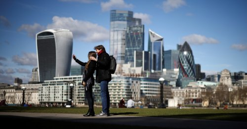 Brexit pain for UK financial hub is just beginning: Study