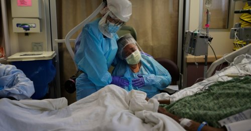 WHO says COVID may have killed 180,000 health workers