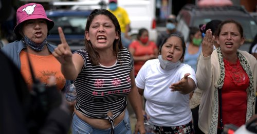 Ecuador's interior minister quits over deadly prison riots