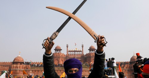 Indian farmers call off parliament march after deadly violence