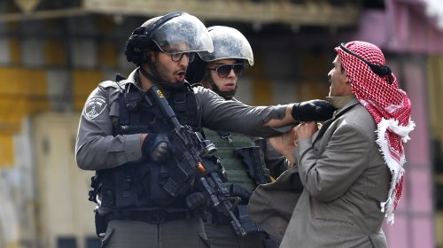 Israel accused of 'deliberately killing' Palestinians