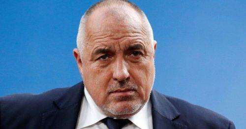 Bulgaria's PM Borissov says he will not lead new government