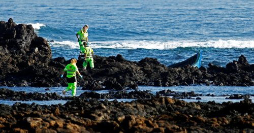 Several migrants found dead on boat off Spain's Canary Islands