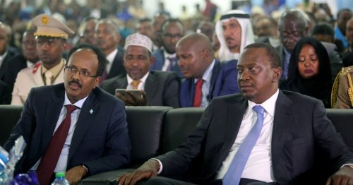 Somalia restoring ties with Kenya after nearly six months