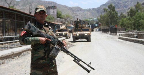 Afghan soldiers flee attack, cross border: Pakistan army
