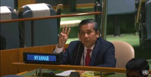 Myanmar will not address world leaders at UN General Assembly