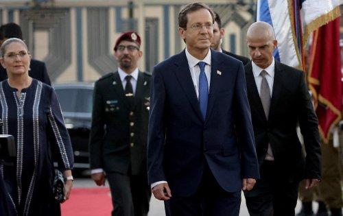 Israeli president and Jordanian king hold secret talks