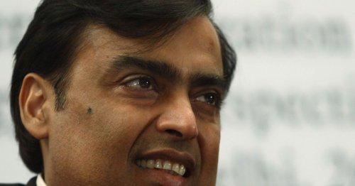 Asia's richest man Mukesh Ambani unveils $10bn green energy push