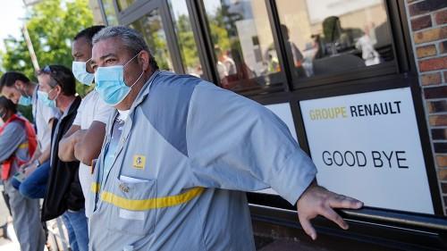 France sets new post-lockdown coronavirus cases record: Live
