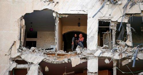 Israeli bombardment escalates as Gaza death toll rises: Live news