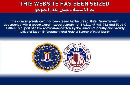 US seizes three dozen websites used for 'Iranian disinformation'
