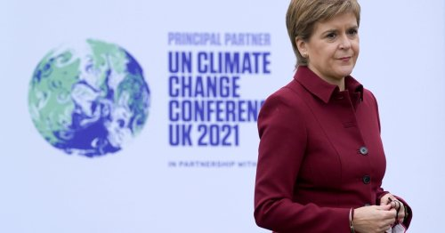 Scotland readies for COP26 spotlight as political tensions simmer