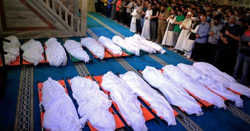 Gaza 2021: An apartheid déjà vu