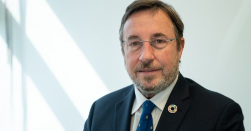 UNDP's Steiner on the climate stats that keep him up at night