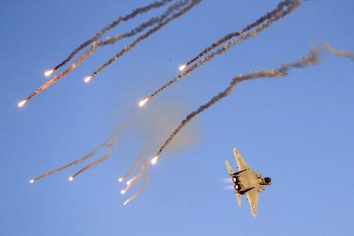 Siria: Missili israeliani colpiscono Hama uccidendo 4 civili » Guerre nel Mondo