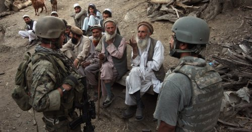 Biden plans evacuation of Afghans who 'helped' the US