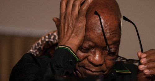 South Africa's top court rejects Zuma's bid to overturn sentence