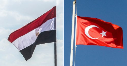 Turkey realigning ties with Egypt and Gulf rivals