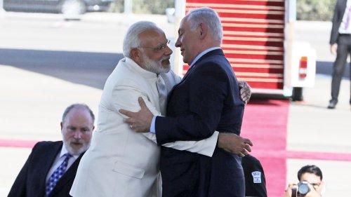 Why India's Hindu nationalists are backing Israel on Gaza bombing