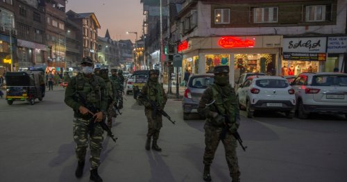 Kashmir students who cheered for Pakistan booked under terror law