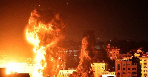 More Israeli raids Gaza as bombing enters second week: Live