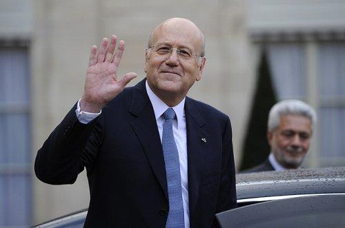 Lebanese Sunni leaders endorse Mikati to form new government