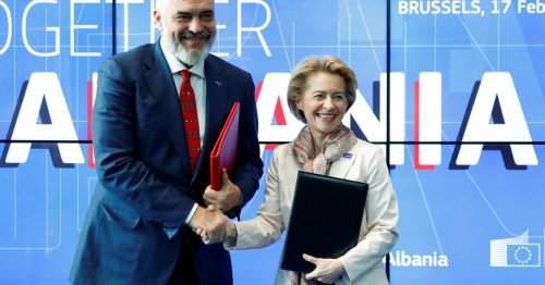 Stuck in the waiting room: Albania's years-long bid to join EU