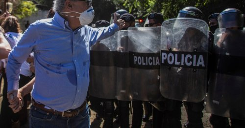 Ortega allies threaten, as opponents are arrested, flee Nicaragua