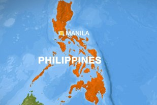 Magnitude 5.7 earthquake hits south of Philippines capital