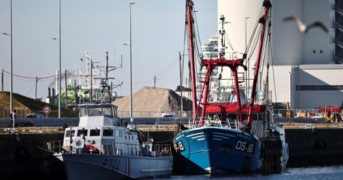 France seizes British trawler as post-Brexit fishing row spirals