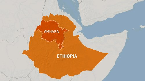 Death toll from clashes in Ethiopia's Amhara may be 200: Official