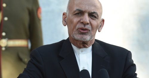 Afghan president replaces security ministers amid Taliban advance