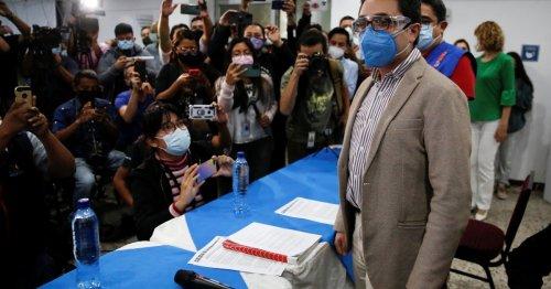 Guatemala attorney general fires top anti-corruption prosecutor