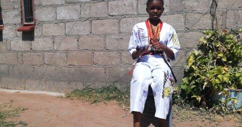Taekwondo: Ending child marriage in Zimbabwe, one kick at a time