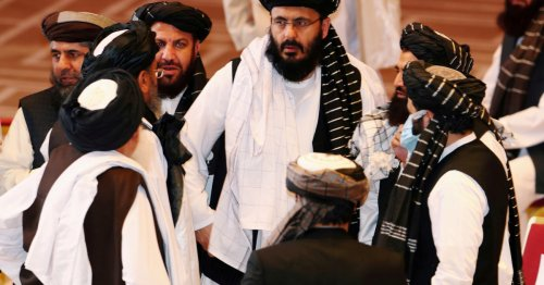 Chinese officials and Taliban meet, in sign of warming ties