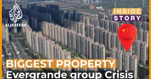 Will China rescue the troubled property group Evergrande?