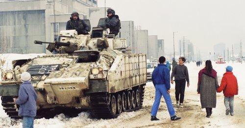 How the siege of Sarajevo changed journalism