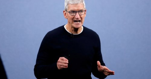 Security & privacy risk: Apple's Cook takes aim at EU tech rules