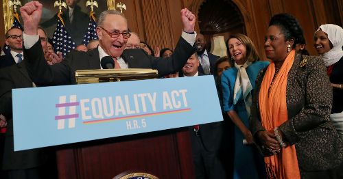 US House to pass Equality Act Republicans say threatens freedoms