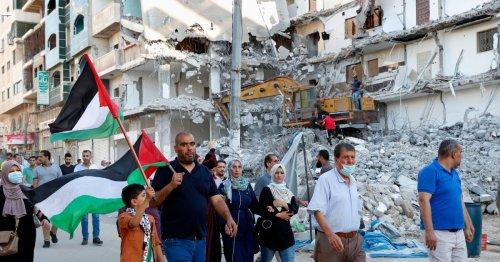 Gaza: Protests against Israeli far-right march through Jerusalem