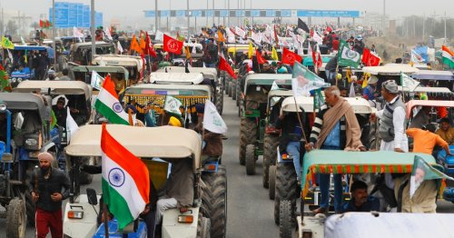 From hinterland to Hollywood, Indian farmers galvanise their stir