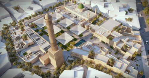 Egyptian architects win Mosul mosque competition