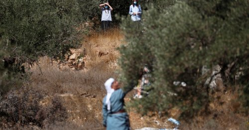 UN highlights rise in Israeli settler attacks on Palestinians