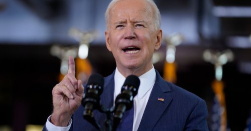 A pretty penny: Cost of Biden infrastructure plan may not matter