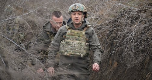 Ukraine rules out offensive against Russia-backed separatists