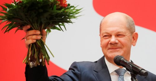 A vote for 'stability': World reacts to Germany election outcome