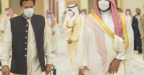 Saudi Arabia-Pakistan agree to mend strained ties